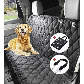 Double-protection de coffre arrière banquette transport de chien paast pour DACIA LODGY