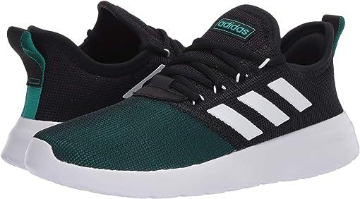 Core Black/White/Glory Green