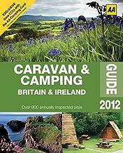 Caravan & Camping Britain & Ireland Guide 2012 (AA Lifestyle Guides)