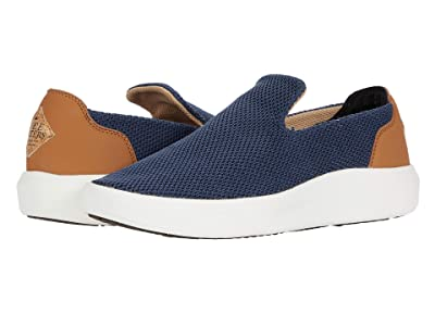 Freewaters TRVL Slip-On (Navy) Men