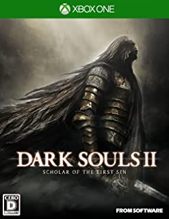 DARK SOULS II SCHOLAR OF THE FIRST SIN - XboxOne