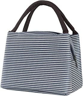 Gato colorido bolsa de almuerzo bolsa aislante enfriador t/érmico reutilizable lonchera bolso para hombres mujeres trabajo escolar viajes