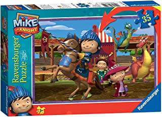 mike the knight puzzle
