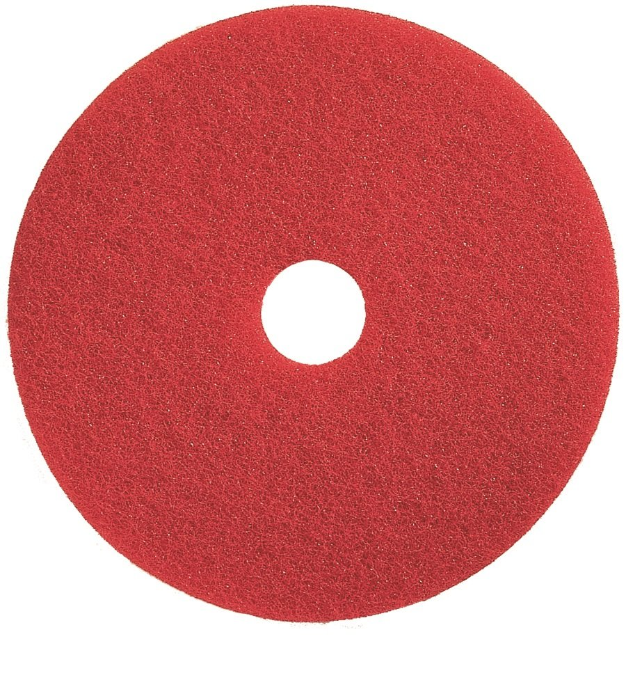 Treleoni 0010514 Conventional Spray Buffing Fashionable Pad Red Max 83% OFF 14