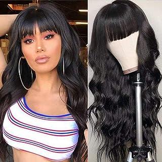 Front Bang Wig