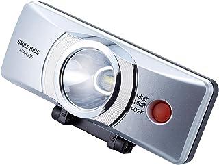 旭電機化成 スマイルキッズ SMILE KIDS 自動点灯前かごクリップライト AHA-4306 自転車/サイクル/LED/簡単 AHA-4306