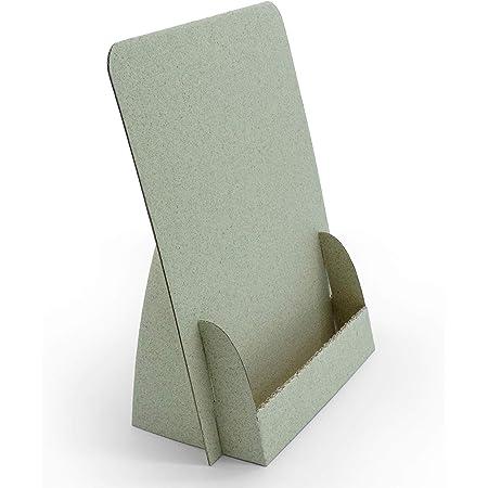 platzsparend schnell aufzubauen gemischtes Set recycelbar faltbare FLYERST/ÄNDERBlack-Line aus Karton nachhaltig