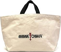 [ミネトンカ] MINNETONKA トートバッグ キャンバスバッグ レディース A4 14567200