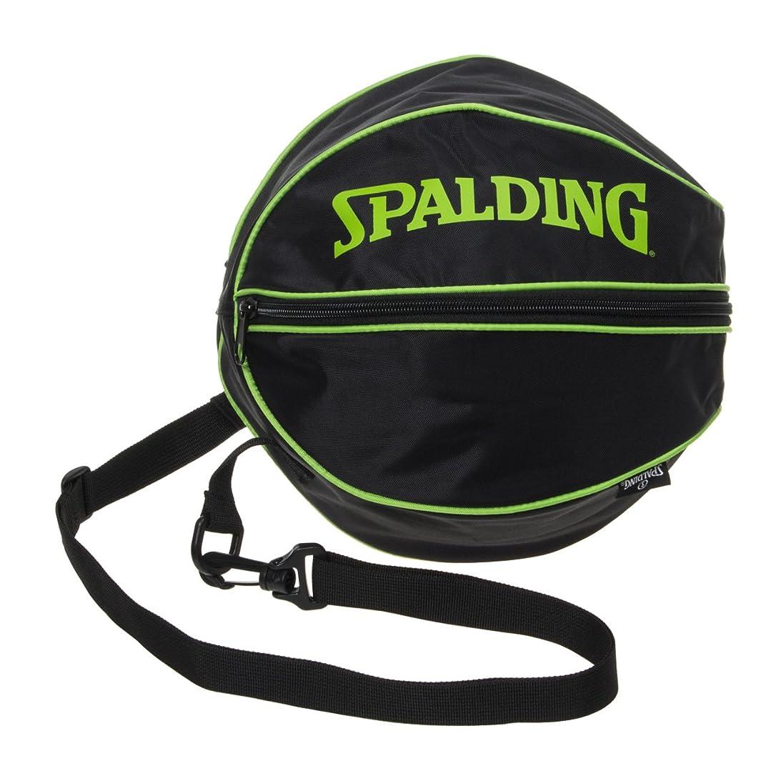 止まるフェローシップビルバスケットボール ケース 1個入りボールバッグ ボールバッグ ライムグリーン 49-001LG バスケット