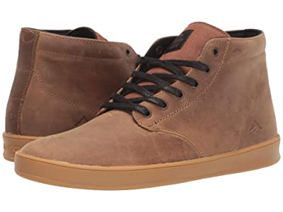 Emerica Romero Laced High (Brown/Black/Gum) Men
