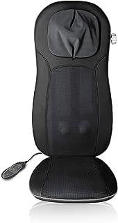 comprar comparacion Medisana MCN Pro - Respaldo masajeador Shiatsu, asiento de masaje con vibración, desconexión automática, masaje de cuello ...