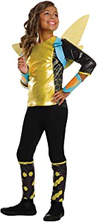 Rubie's Costume Kids DC Superhero Girls Deluxe Bumblebee...