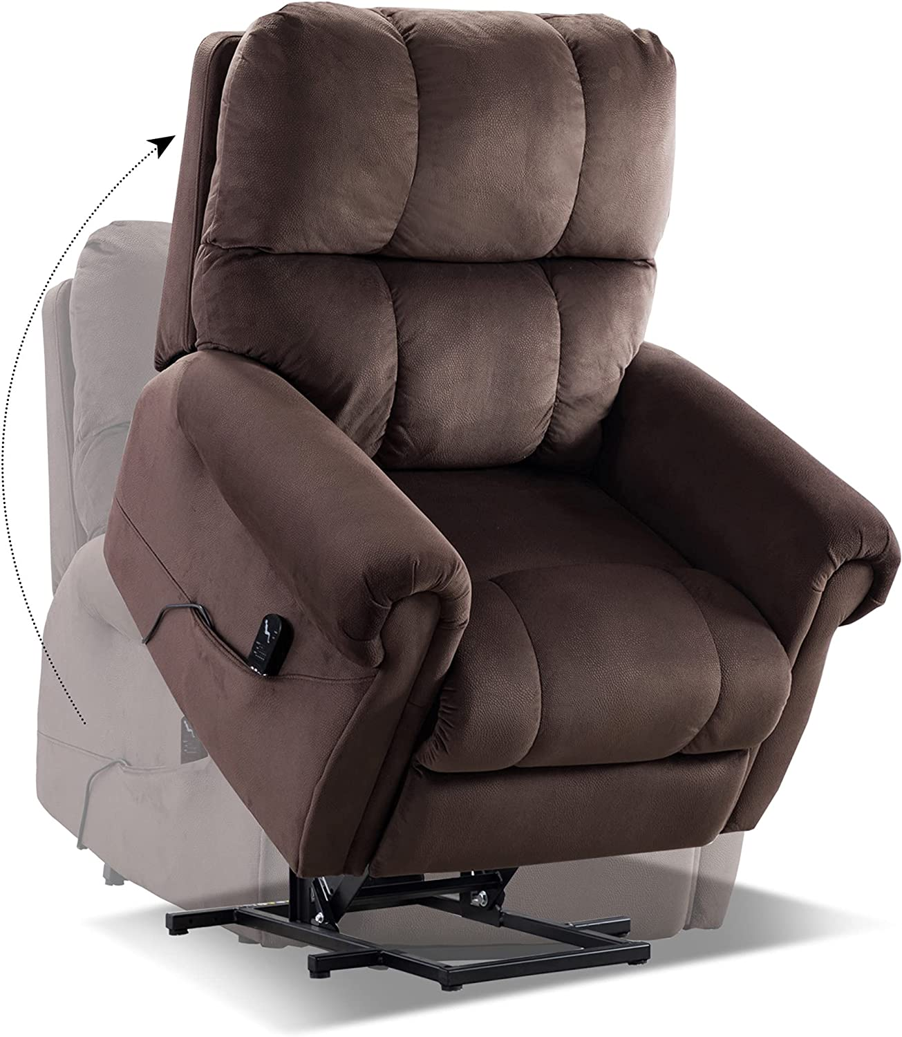 Power Lift Chair Electric Outlet SALE Recliner Fa for Heated Massage Elderly Don't miss the campaign