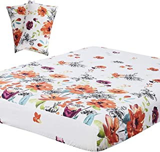 Best flower print bed sheet Reviews