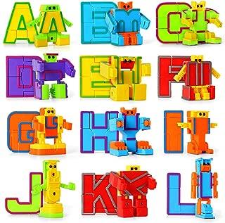 Best transformers alphabet letters Reviews