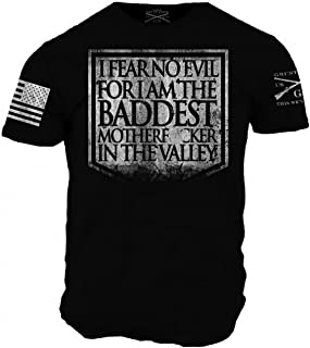 Grunt Style Fear No Evil Men's T-Shirt