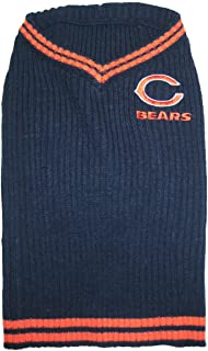 NFL Chicago Bears Pet Sweater, Small
