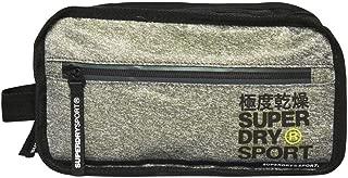 Division Sport Washbag - Grey Marl/Yellow