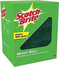 Scotch-Brite Heavy Duty 6x9-inch Scour Pads   21 Pack