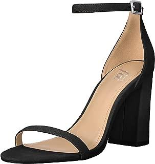 Amazon Brand - The Fix Women's Gracie Block Heel Strappy Sandal Heeled