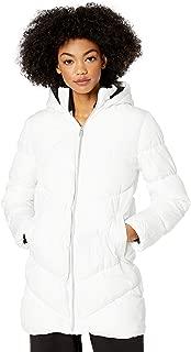 Pink Platinum Women's Puff W/Sherpa Hod & Cllar Linin