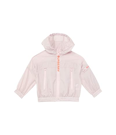 Burberry Kids Telford Coat (Little Kids/Big Kids) (Pastel Pink) Girl