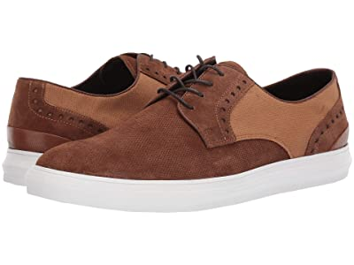 Kenneth Cole Reaction Reemer Lace-Up B (Tobacco) Men
