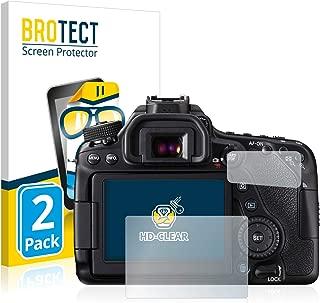 Protection d/écran antireflet! 2 pi/èces JJC Guard Film Protection d/écran pour Canon EOS 70D