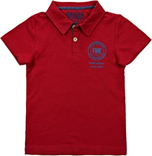 KID1234 男の子 夏 鹿の子 スクール 半袖 ポロシャツ 吸汗 速乾 ボタン付き 襟付き カッコイイ 全三色 カットソー カジュアル ジュニア 子供服 お出かけ 80-130