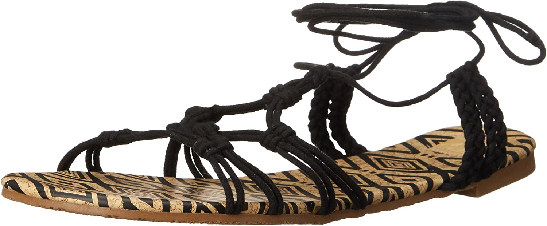 Roxy Womens MARI Strappy Sandals Gladiator Sandal