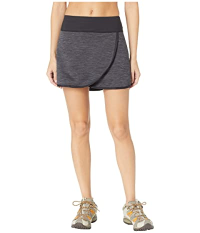 Skirt Sports Toasty Cheeks Skort (Black Frost) Women