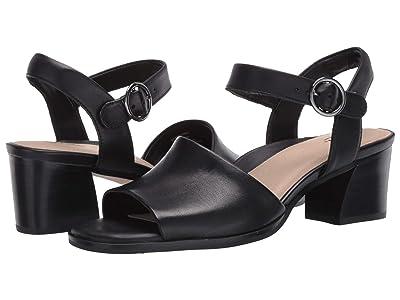 Earth Murano Haze (Black Smoothy) High Heels