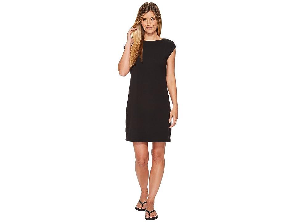 Prana Sanna Dress (Black) Women