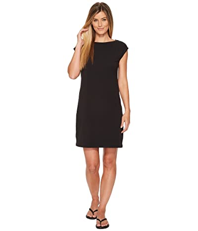 Prana Sanna Dress (Black) Women