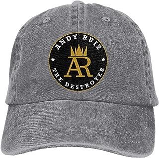 NOT Andy Ruiz J-r Trucks Cotton Hat Cowboy Hat Baseball Caps