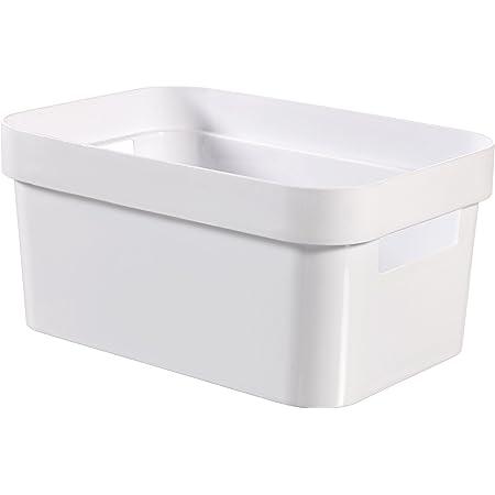 CURVER   Bac Infinity 4.5L, Blanc, Crates, 26x17,5x12,3 cm