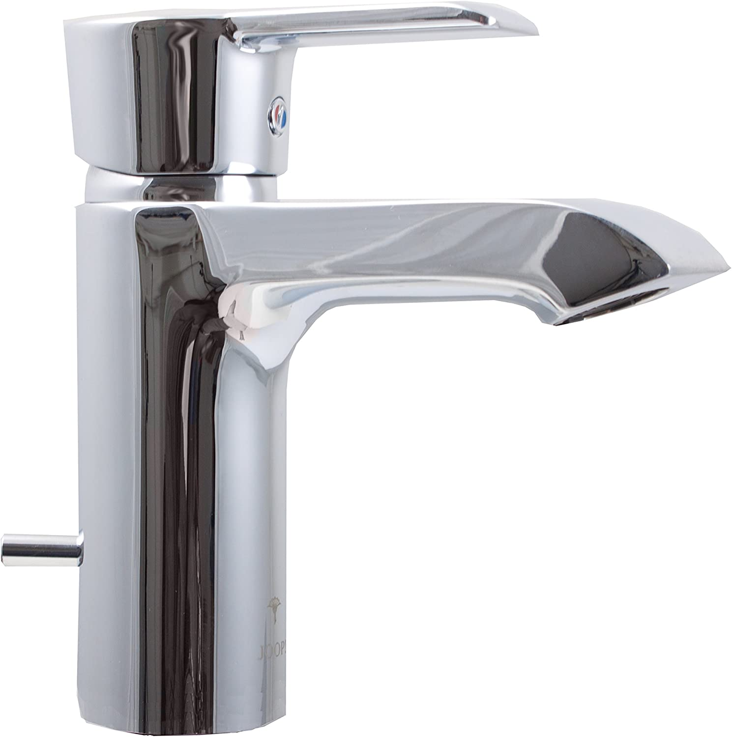 Kludi Joop. Single-Handle Sink Mixer Tap, Chrome, 130230560