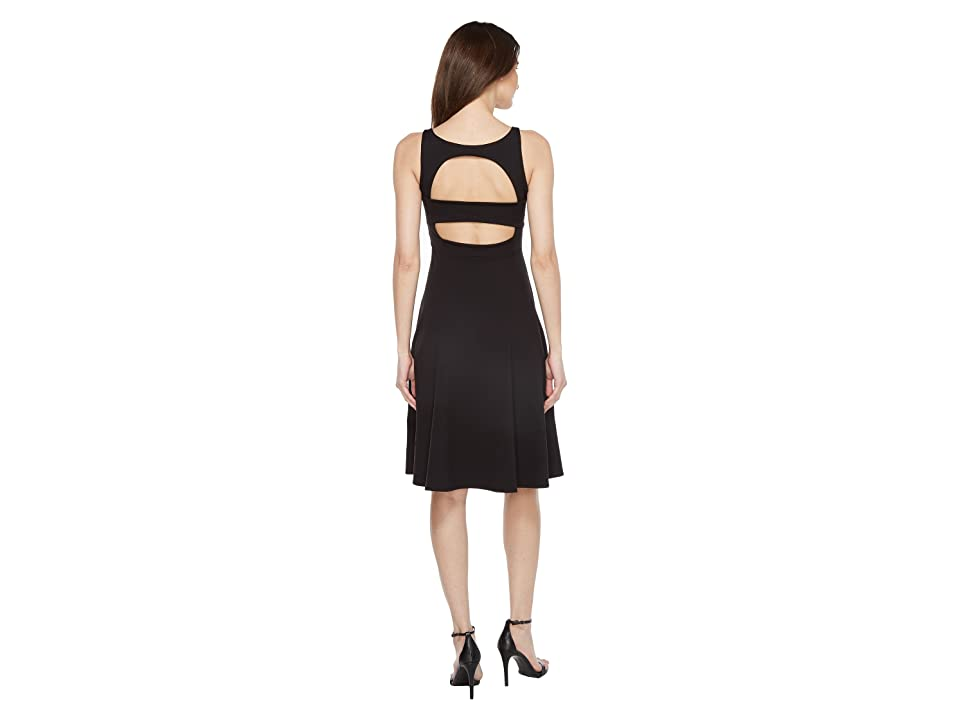Susana Monaco Paige Dress (Black) Women