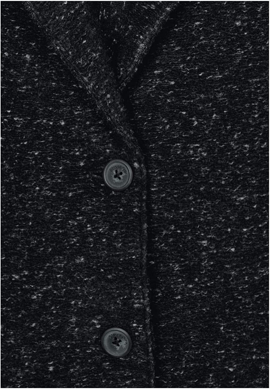Street One Damen Mantel Grau (Anthracite Melange 11498)