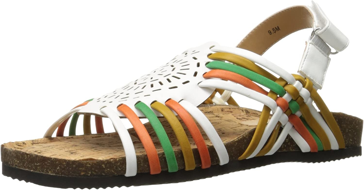 Annie Shoes Womens Sunny Flat