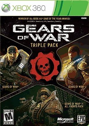$41 » Gears of War Triple Pack - Xbox 360 (Bundle)