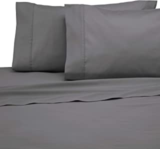 Modern Living T300 Solid Pillowcase Pair Standard Graphite 2 Piece