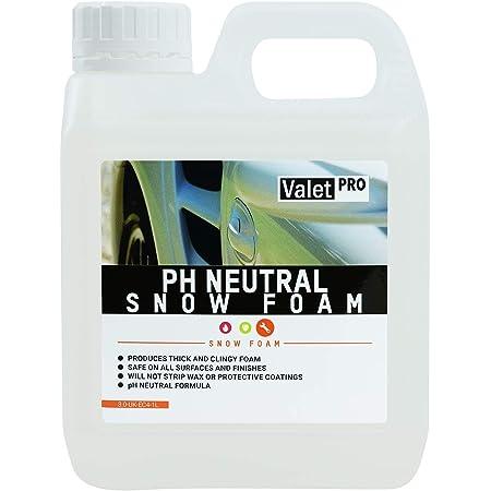 ValetPRO Snow Foam Mousse de nettoyage PH neutre 1l
