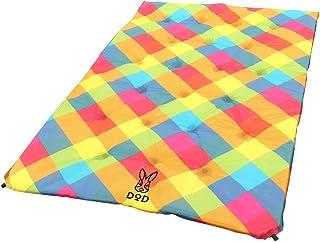 DOD(ディーオーディー) キャンピングマット 2人用サイズ 自動膨張 専用バッグ付属 CM2-64