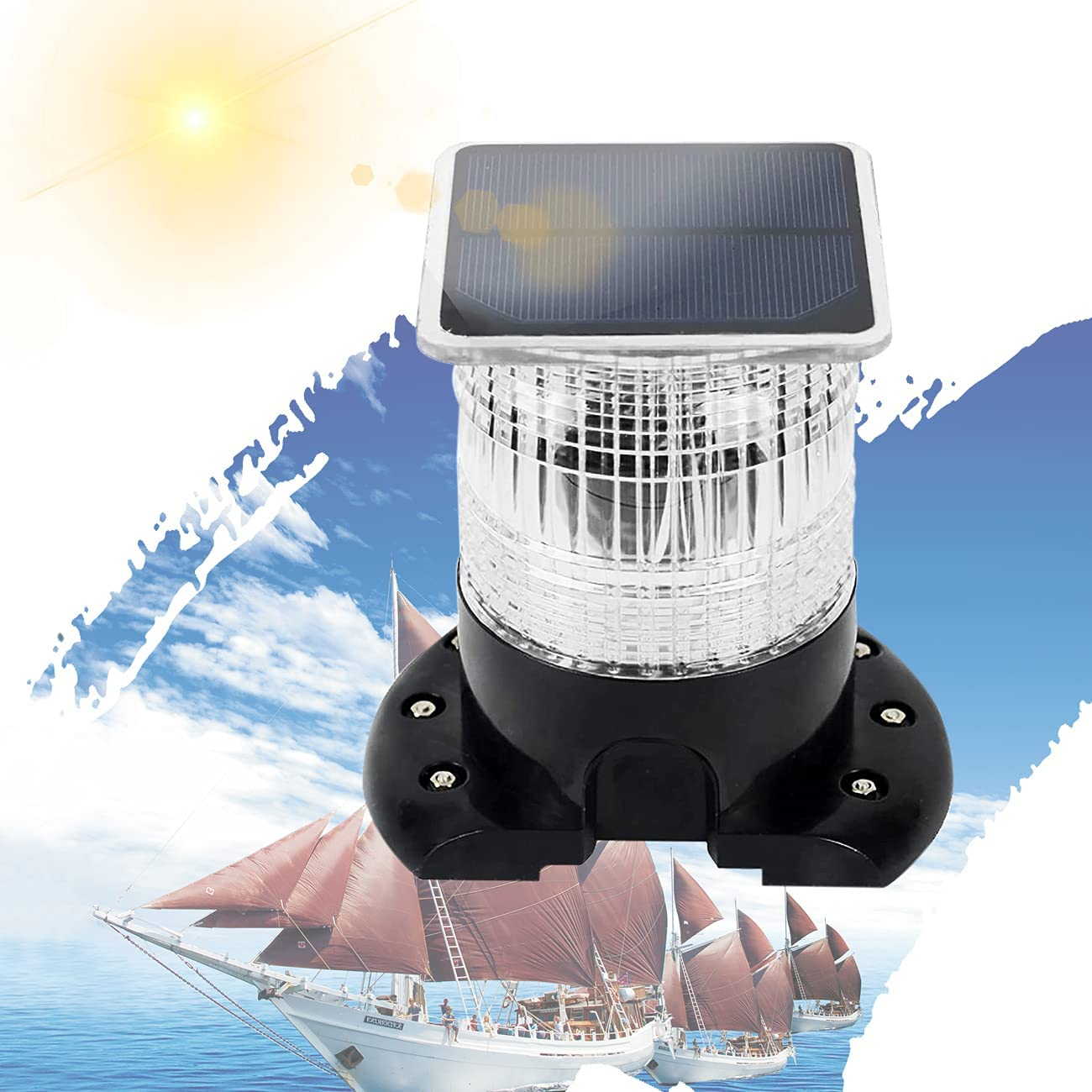 LED Boat Lights Bow and Stern Special price for a limited time Round Navigation Light Anchor Minneapolis Mall All