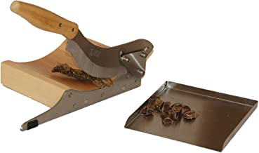 Biltong Slicer with Detachable Magnetic Tray
