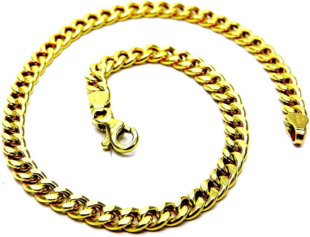 Pegaso gioielli - bracciale oro giallo 18kt uomo BR116