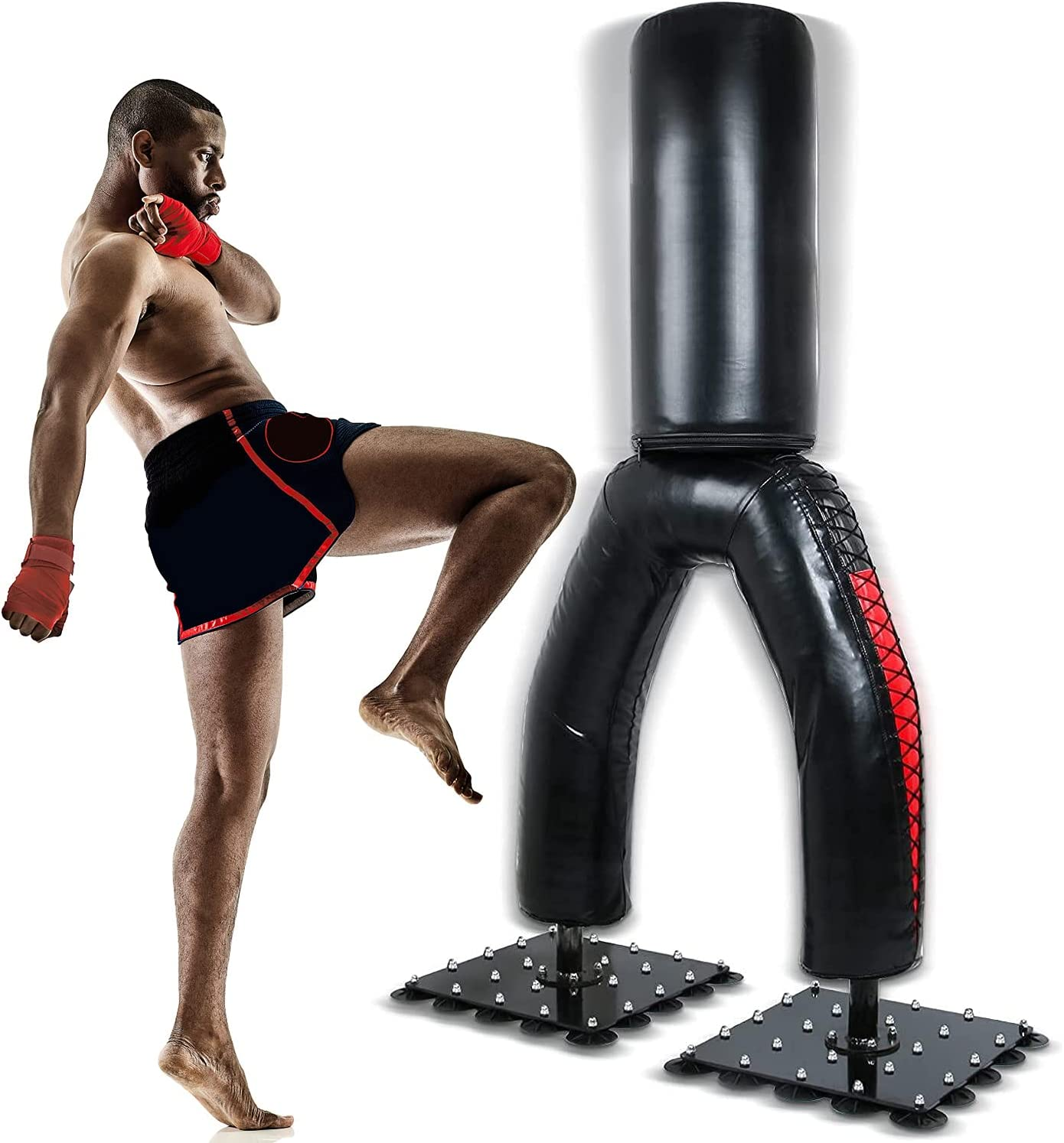 ZUEBRTAY Freestanding Punching Bag-67'' Tall on fe Standing Free shipping Both Indianapolis Mall