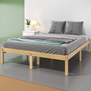 Best minimalist bed frame queen Reviews