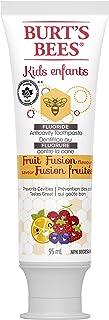 Burt's Bees Kid's Toothpaste With Fluoride, Fruit Fusion, 95 ml.